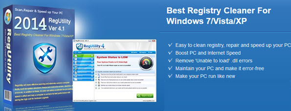 Best Registry Cleaner For Windows 7/Vista/XP