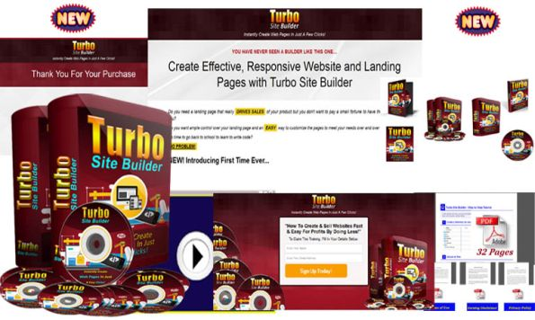 HE TURBO SITE BUILDER