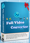 full video converter and video editor program