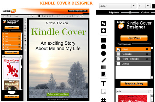 Professional 3D eCover Software Download Free
