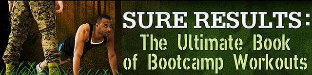 Ultimate Book Of Bootcamp Workouts