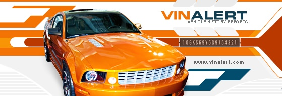 Vinalert - Vehicle History Reports